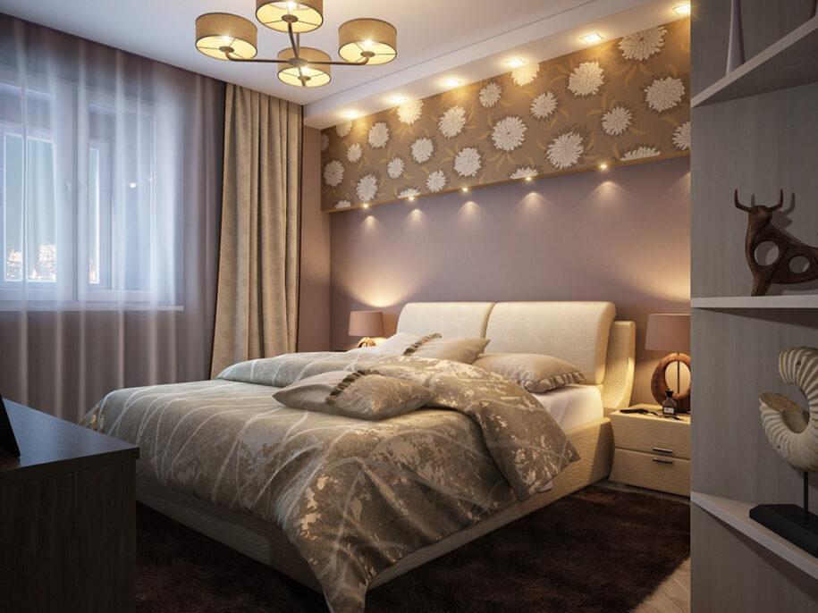 Декор спальни — красивые варианты оформления и дизайна в современной спальне (115 фото)