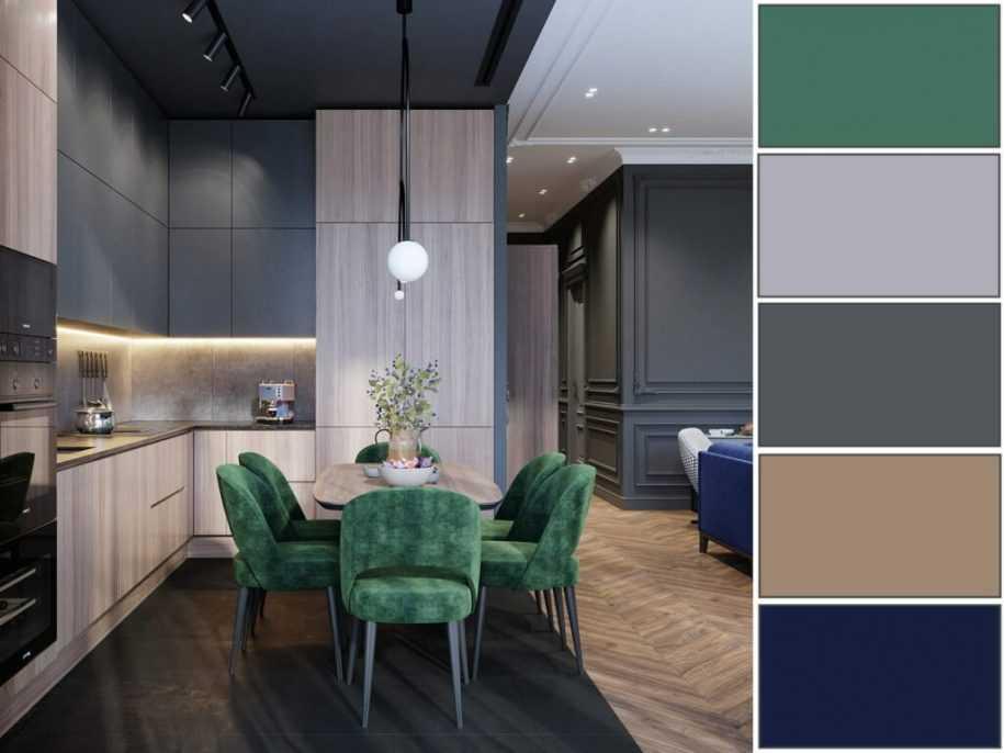 Дизайн интерьера квартир 2021 года — обзор модных вариантов и новинок. Примеры удачной планировки и уютной атмосферы в квартире (100 фото)