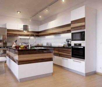 Дизайн кухни 2021 года — 145 фото реальных идей и новинок оформления интерьера в кухне. Примеры удачного и функционального дизайна