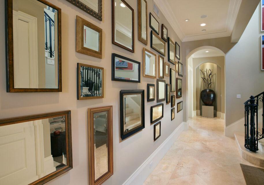 Дизайн прихожей — красивые варианты оформления и сочетания интерьера (140 фото новинок)