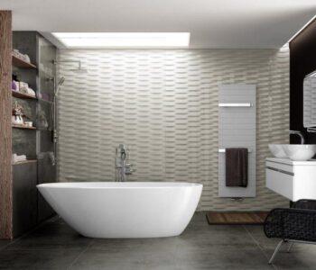 Дизайн ванной комнаты 2021 года: примеры красивого и современного оформления интерьера в ванной (135 фото)