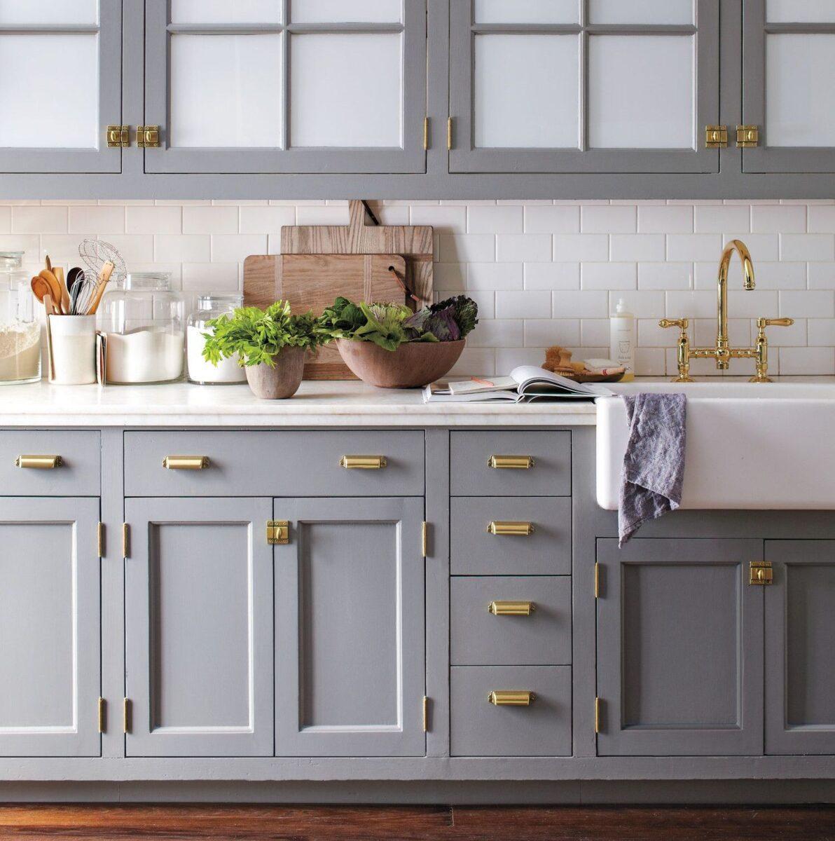 Фасады для кухни — 120 фото лучших вариантов дизайна. Рекомендации, как выбрать и сочетать цвет фасада в интерьере кухни