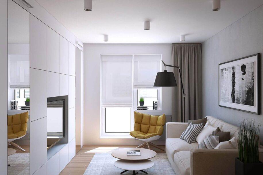 Гостиная 18 кв. м. в современном стиле — примеры удачной планировки и красивого дизайна (125 фото идей)