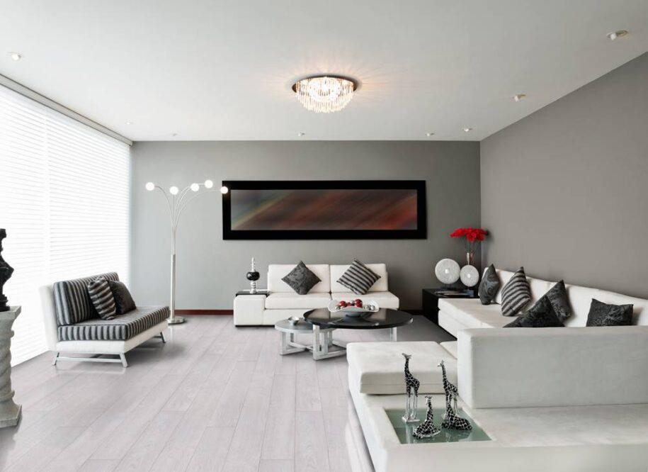 Гостиная в современном стиле: идеи красивого дизайна и необычного оформления (115 фото)