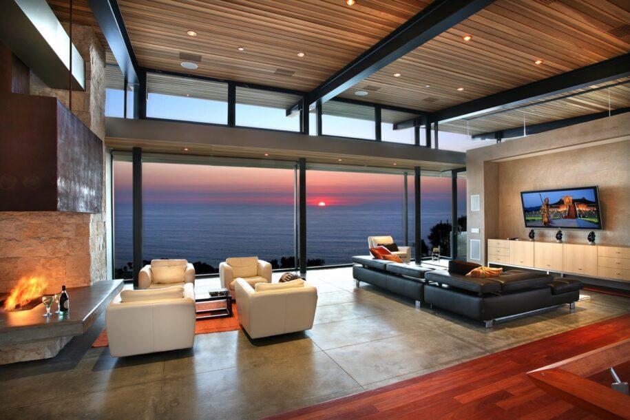 Красивые гостиные — 125 фото готовых вариантов необычного дизайна гостиной с уютной атмосферой
