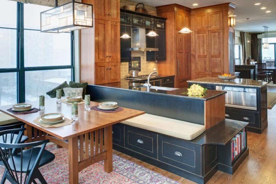 Кухня в классическом стиле: обзор всех особенностей стиля, фото, новинки дизайна, выбор цвета и его сочетание в интерьере кухни