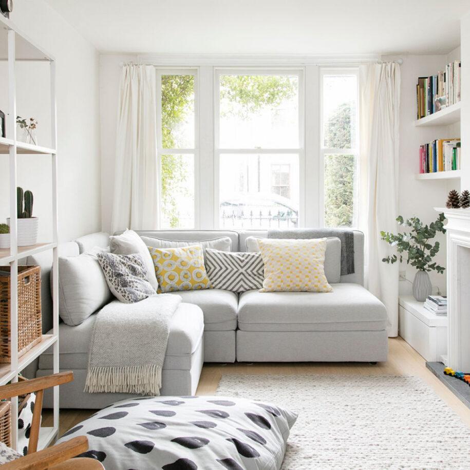 Маленькая гостиная — 120 фото красивых и стильных решений для оформления дизайна в небольшой гостиной