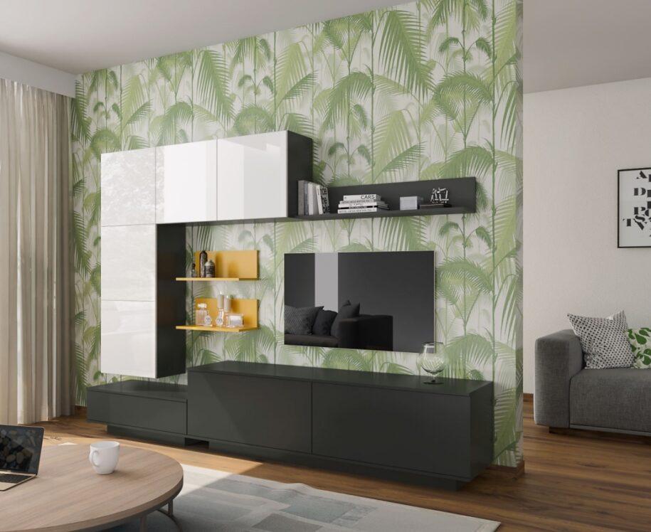 Модульные гостиные: необычные варианты и новинки дизайна. 140 фото идеального сочетания в интерьере гостиной