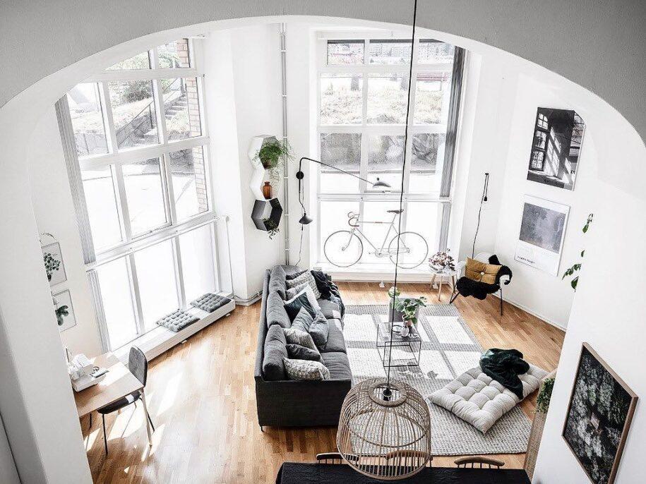 Планировка гостиной: описание всех особенностей правильного распределения зон, а также варианты красивого дизайна