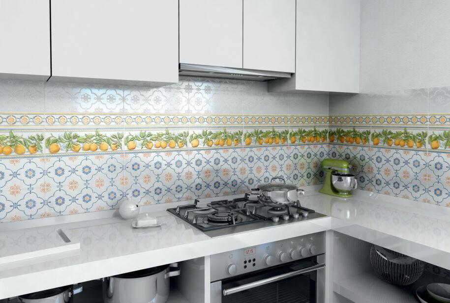 Плитка для кухни на фартук: ТОП-100 фото лучших новинок дизайна и оформления фартука в интерьере кухни