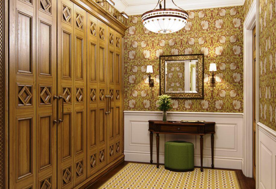 Прихожая в классическом стиле — 120 фото красивого и элегантного дизайна. Лучшие идеи по сочетанию и оформлению дизайна
