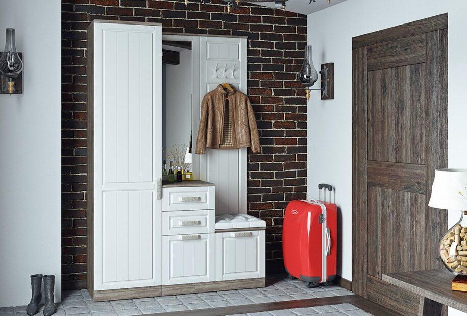 Прихожая в квартире — лучшие вариантов современного оформления и дизайна (110 фото)