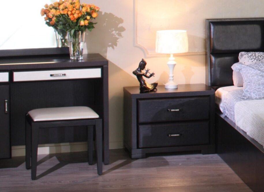 Прикроватные тумбы для спальни: ТОП-новых моделей из каталога мебели 2020 года