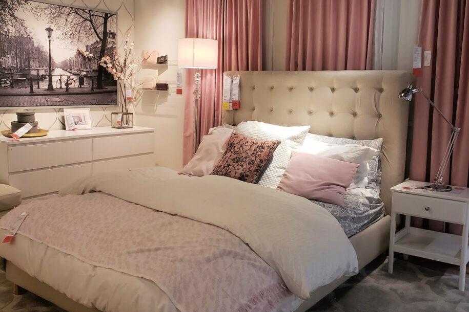 Спальня ИКЕА: фото новинок дизайна, лучшие варианты оформления и сочетания