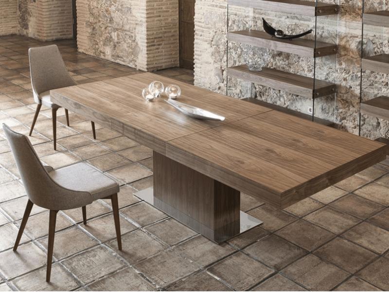 Деревянный стол: обзор лучших моделей, фото новинок дизайна, варианты размещения и сочетания в интерьере