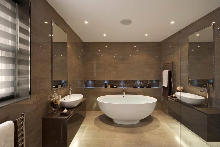 Дизайн ванной: ТОП-200 фото эксклюзивного оформления и удачного сочетания