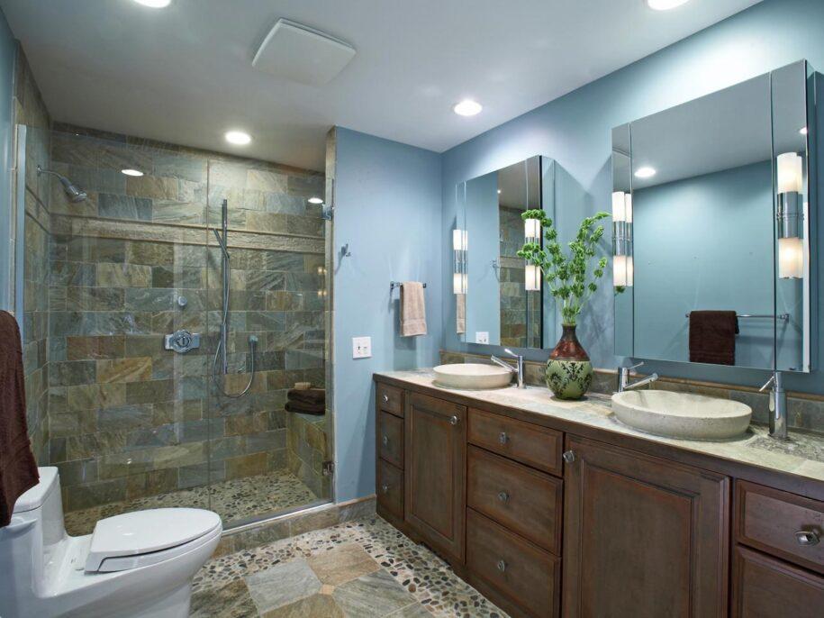 Освещение в ванной — примеры расчёта, и организации. 120 фото новинок дизайна