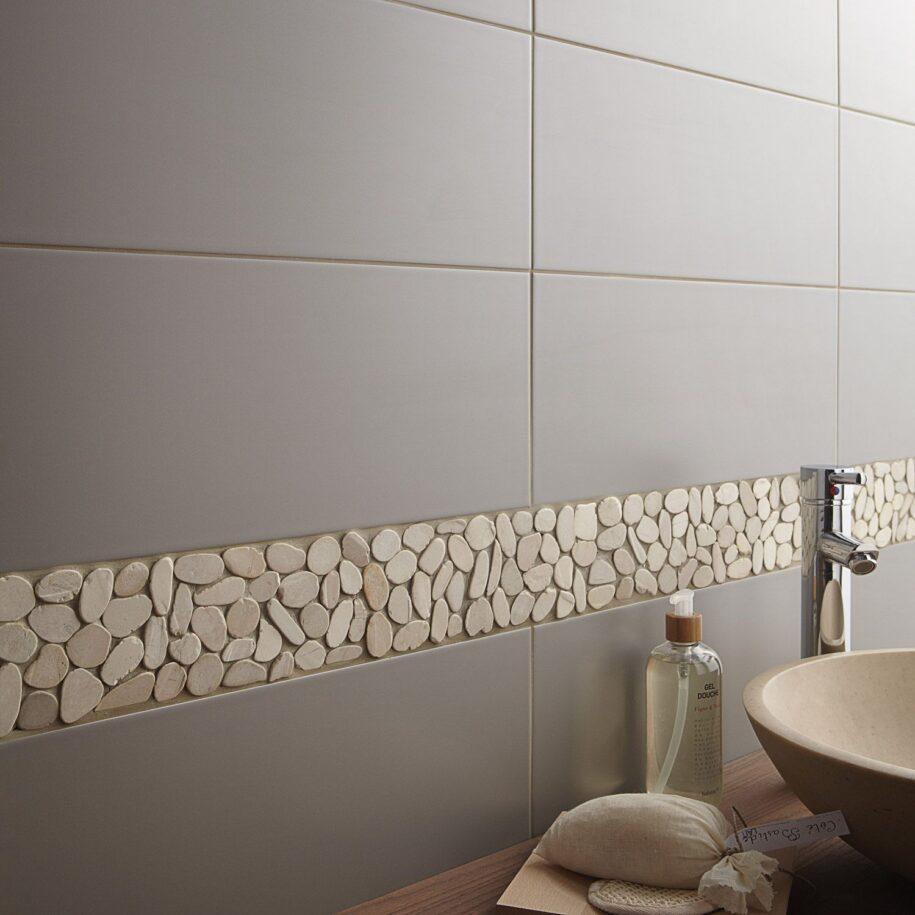 Плитка для ванной в Леруа Мерлен — обзор новинок дизайна из последнего каталога