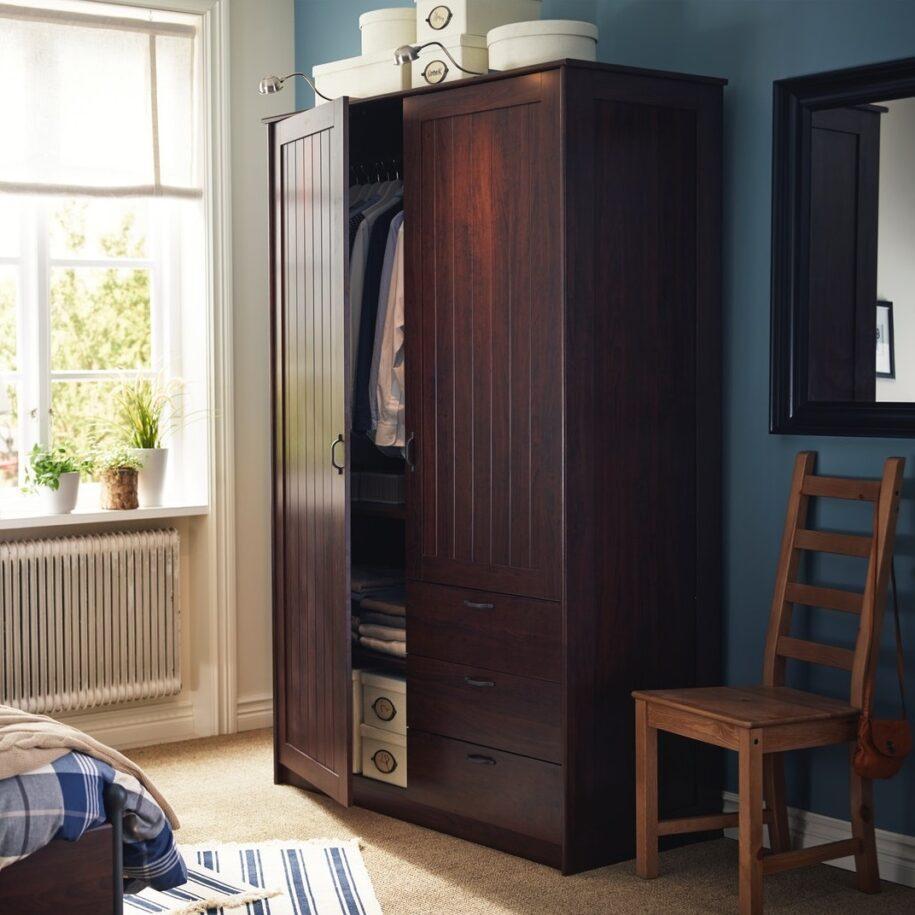 Шкафы ИКЕА: обзор новых моделей, а также примеры идеального сочетания в интерьере (100 фото дизайна)