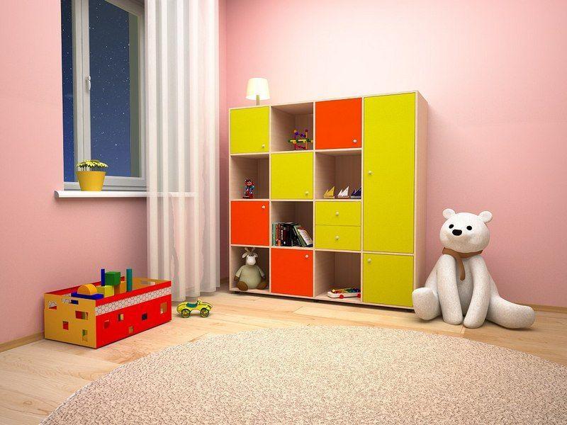 Шкаф в детскую — какой выбрать? Фото лучших моделей и новинок дизайна мебели для детской комнаты