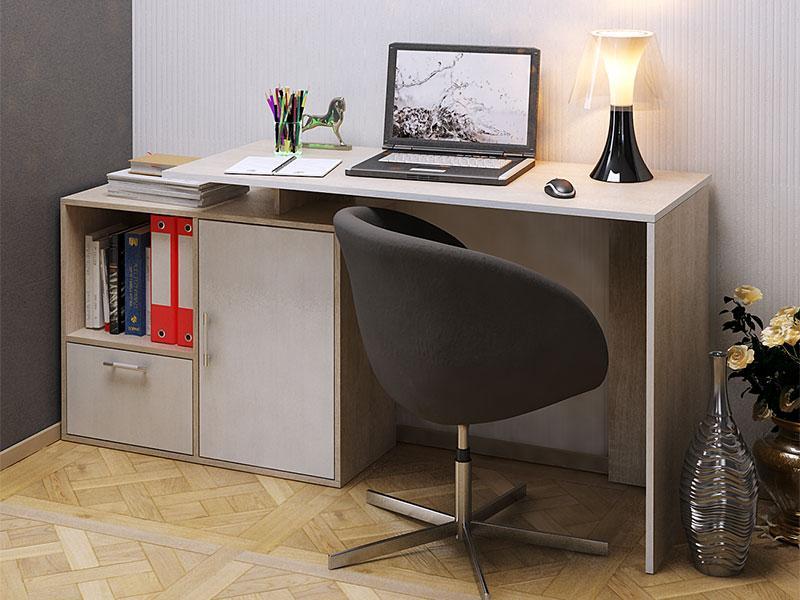 Письменный стол: обзор современных моделей, красивый дизайн, функциональные и удобные варианты мебели (125 фото)